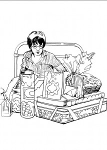 coloring page Harry Potter (85)