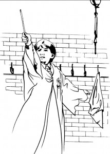 coloring page Harry Potter (86)