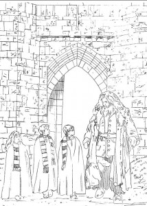 coloring page Harry Potter (88)