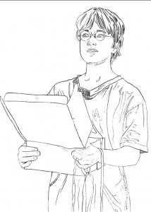 coloring page Harry Potter (91)