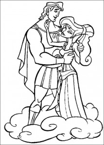 coloring page Hercules (14)