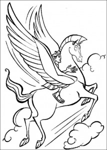 coloring page Hercules (24)
