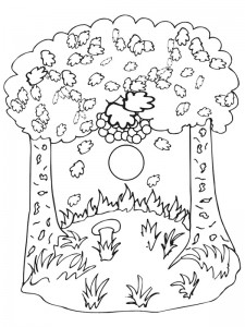 coloring page Autumn (10)