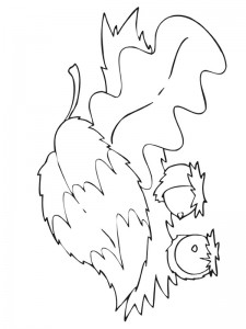 coloring page Autumn (4)