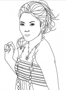 coloring page High School Musical (1)