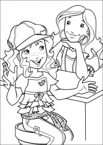 coloring page Hollie Hobby (1)
