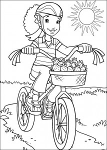coloring page Hollie Hobby (10)