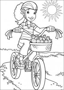 Disegno da colorare Hollie Hobby (10)
