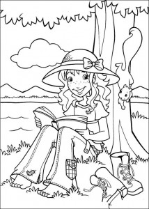 coloring page Hollie Hobby (11)