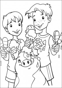 coloring page Hollie Hobby (13)