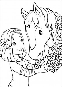 coloring page Hollie Hobby (15)