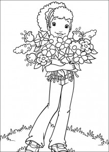 coloring page Hollie Hobby (16)
