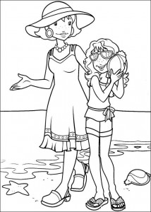 coloring page Hollie Hobby (17)
