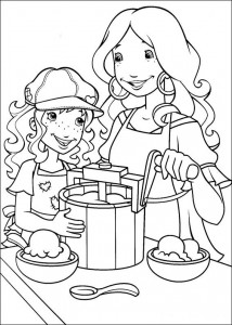 Disegno da colorare Hollie Hobby (18)