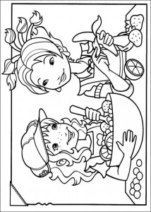 coloring page Hollie Hobby (21)