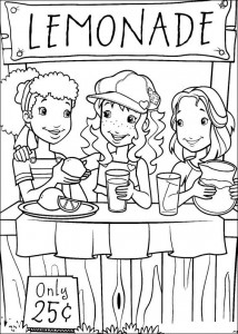 coloring page Hollie Hobby (22)