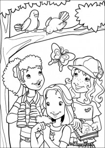 coloring page Hollie Hobby (23)