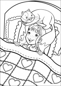 coloring page Hollie Hobby (24)
