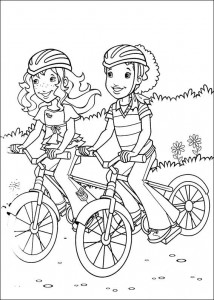 coloring page Hollie Hobby (25)