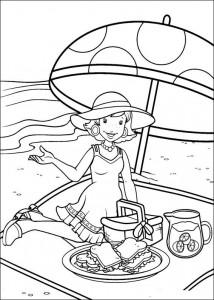 Disegno da colorare Hollie Hobby (26)