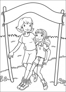 coloring page Hollie Hobby (3)
