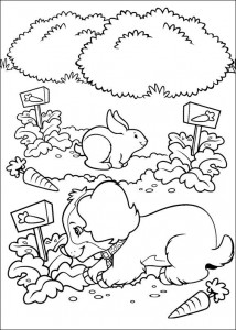 coloring page Hollie Hobby (4)