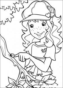 Disegno da colorare Hollie Hobby (7)