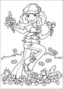 coloring page Hollie Hobby (9)