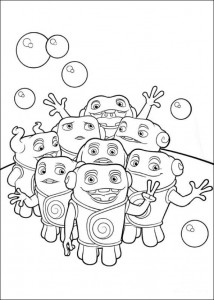 coloring page Home Dreamworks (17)