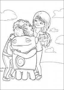coloring page Home Dreamworks (18)