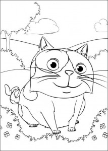 coloring page Home Dreamworks (4)