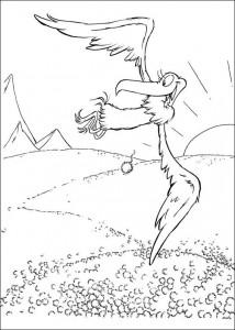 coloring page Horton (10)