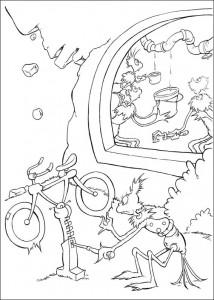 coloring page Horton (12)