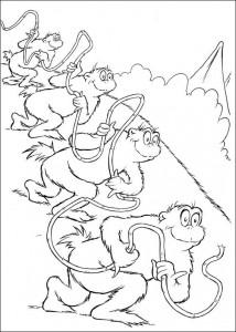 coloring page Horton (13)