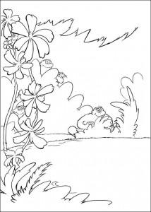 coloring page Horton (14)