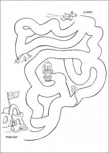 coloring page Horton (18)