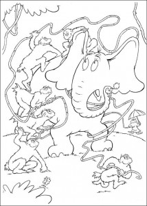 coloring page Horton (19)