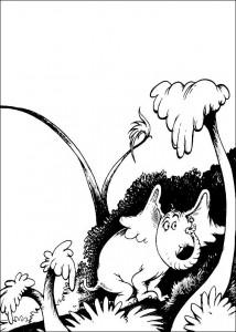 coloring page Horton (33)