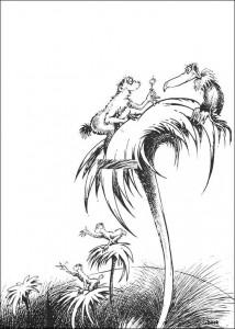 coloring page Horton (38)