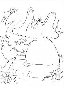 målarbok Horton (4)
