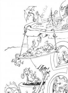 coloring page Horton (43)