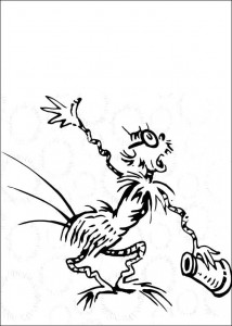 coloring page Horton (53)