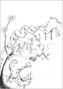 coloring page Horton (58)