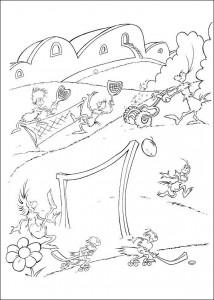 coloring page Horton (7)