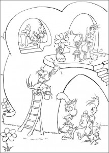 coloring page Horton (8)