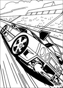 målarbok Hot Wheels (12)