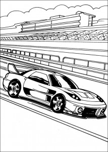 coloring page Hot Wheels (14)