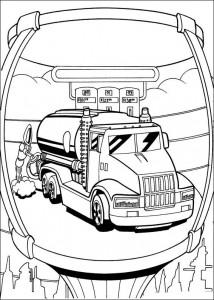 målarbok Hot Wheels (17)