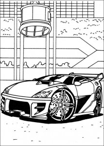 coloring page Hot Wheels (18)