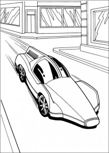 coloring page Hot Wheels (19)